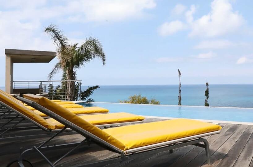 Aquamarine Villa Pool-View