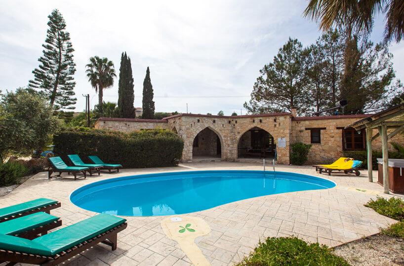 Olive Grove 3 Villa Paphos