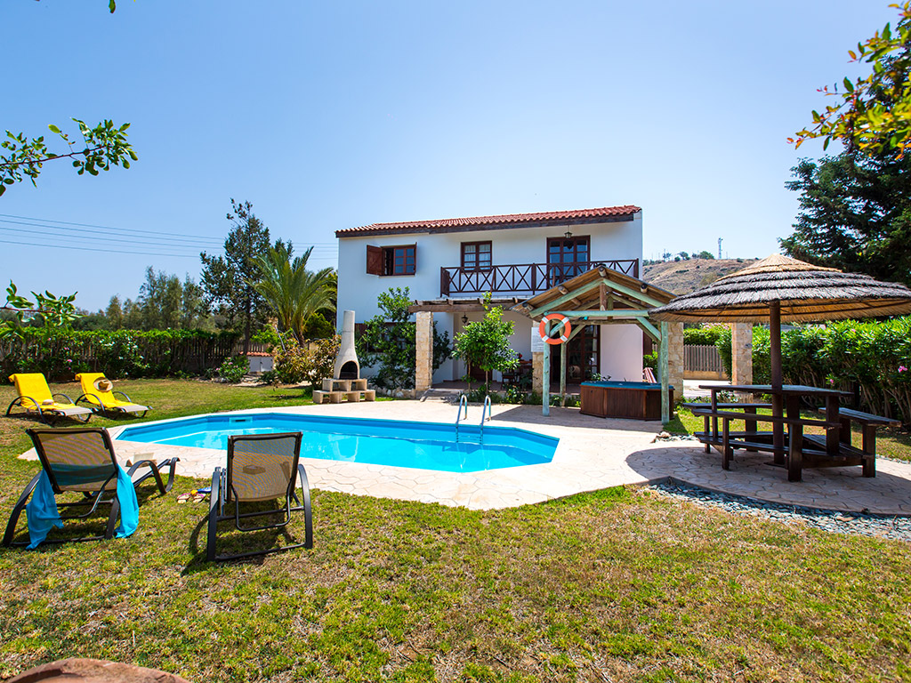 Cyprus Holiday Villas - Paphos
