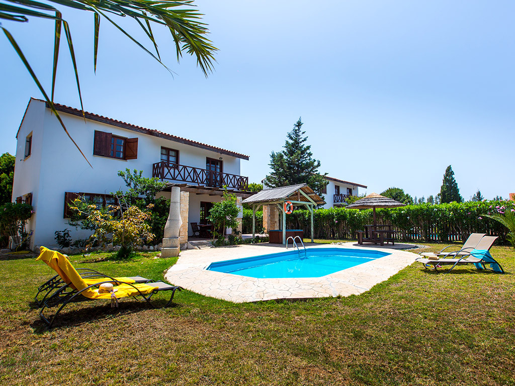 Cyprus holiday villas - Ppahos