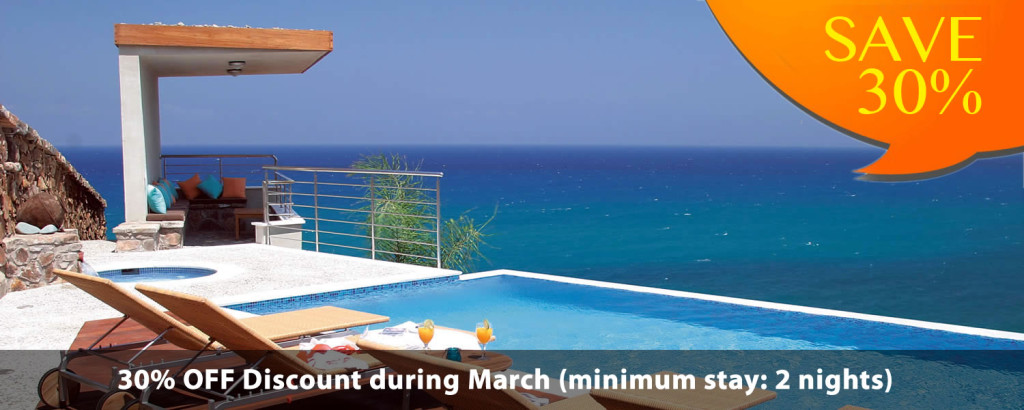 holiday villa march offer
