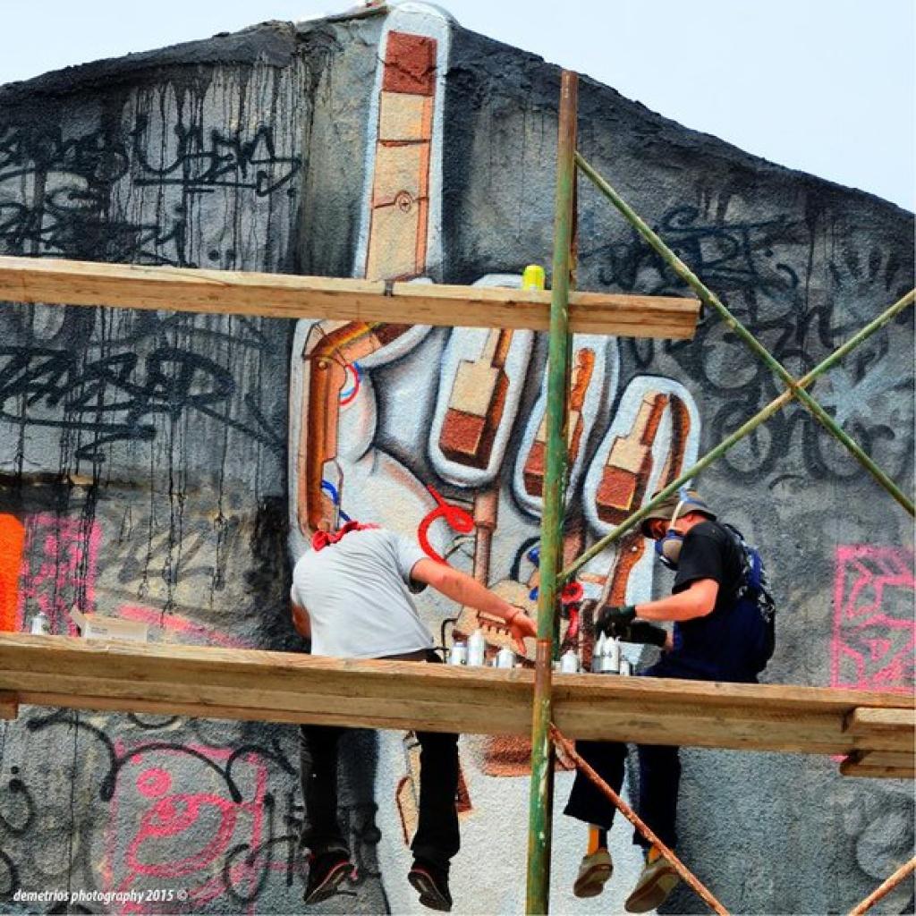 pafos 2017 street art