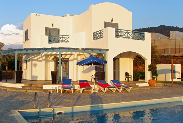 Cyprus villa to rent