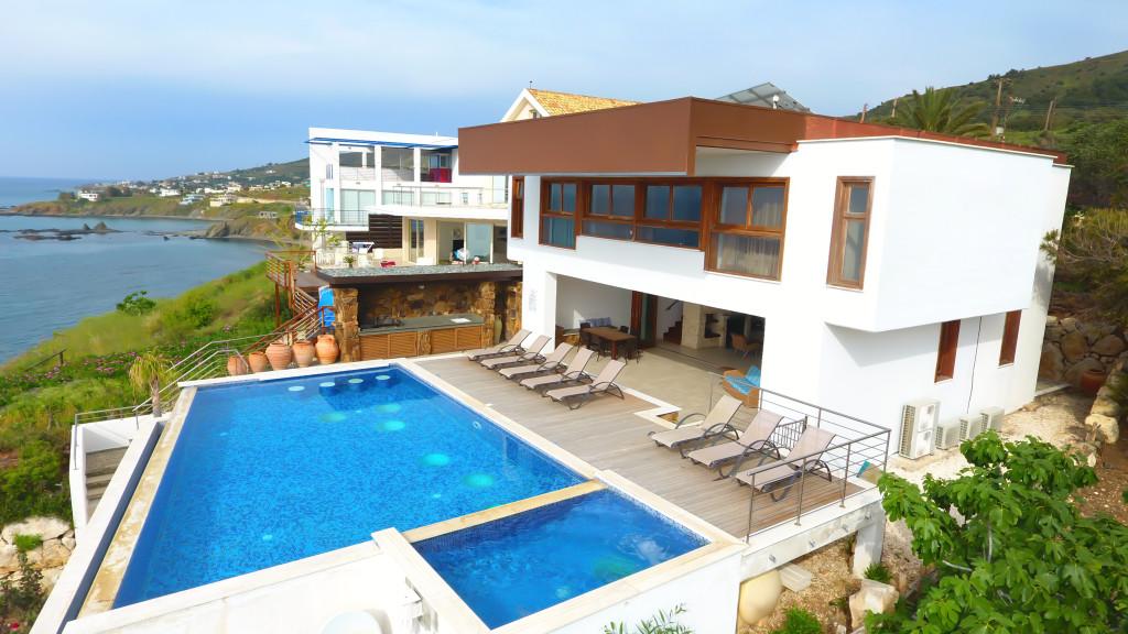 Villa Karavi - zandxvillas