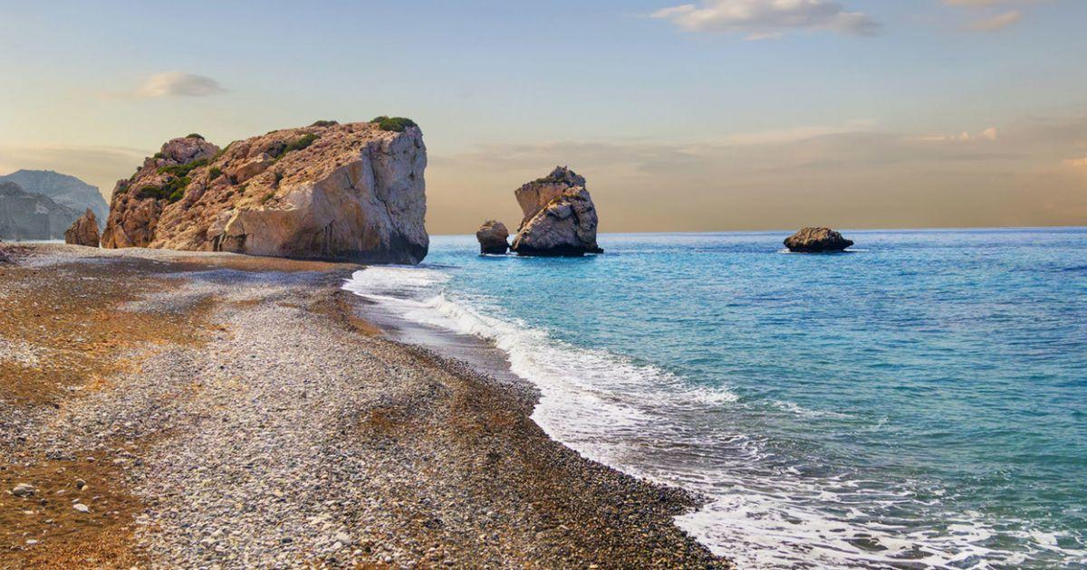 pafos beach destination