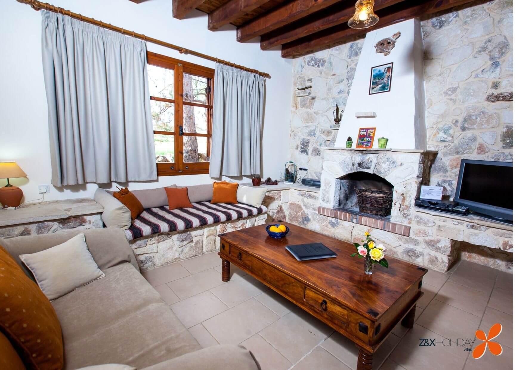 Winter Cyprus holiday villa