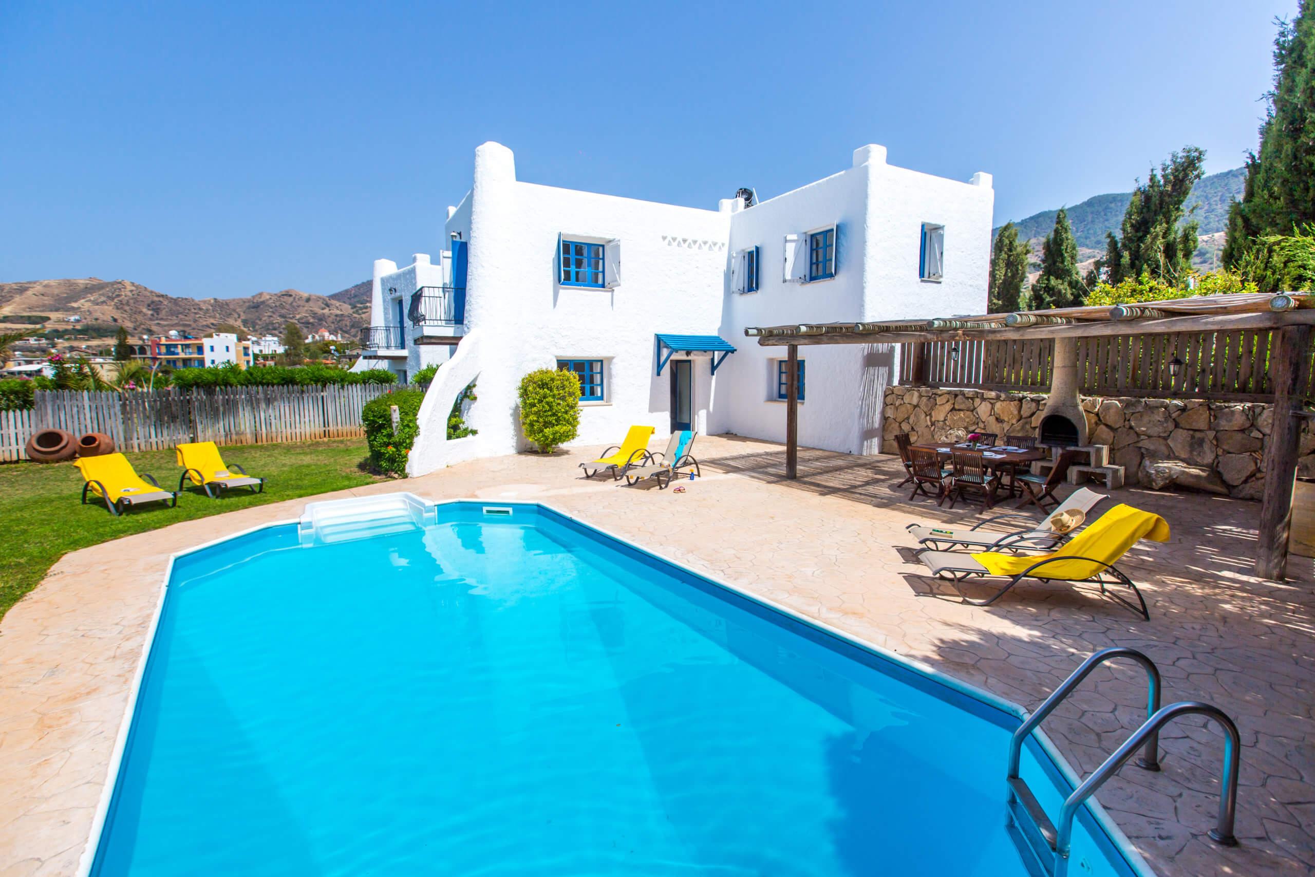 Romantic Holiday Villa