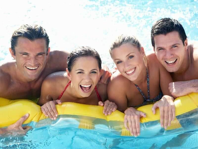 villa group vacation