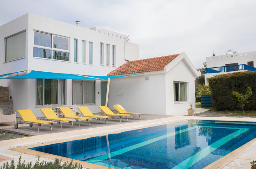 Disable Friendly Deluxe Villa