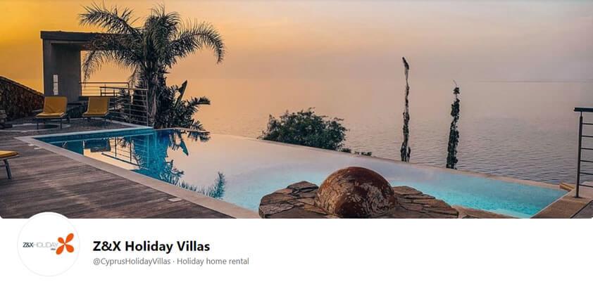 ZandX Holiday Villas Facebook Popup Like